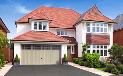 Sales launch at Allerton Gardens in South Liverpool