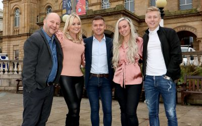 LHK Productions sign Panto deal with The Atkinson