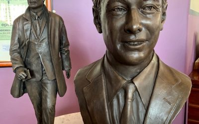 Epstein statue appeal needs a bit of help from Brian's friends to hit target