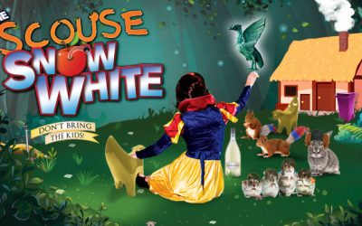 The Scouse Snow White opens at Liverpool's Royal Court this Friday!