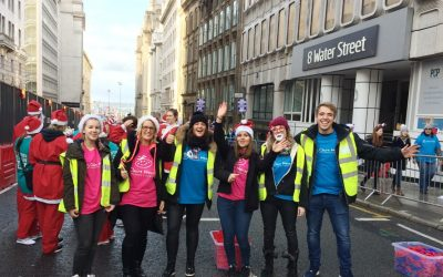 Claire House is named as Santa Dash Charity Partner