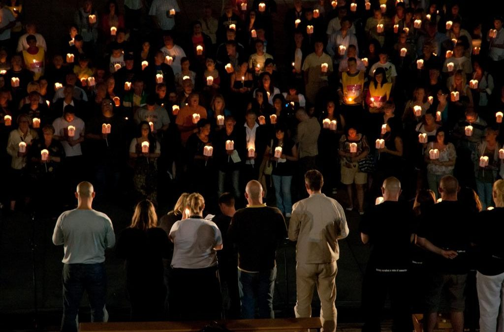 The Brink hosts action on Addiction's Annual Merseyside Candlelight Vigil