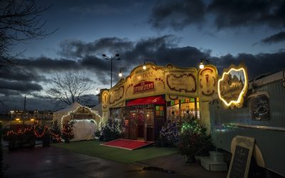 The Christmas Spiegeltent comes to Liverpool for debut season