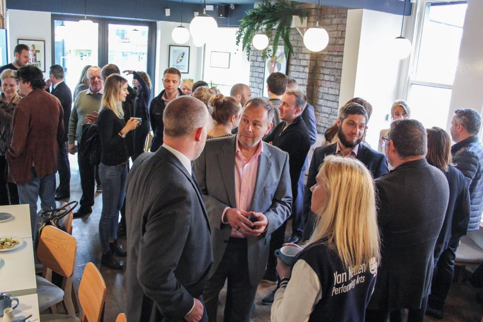 Dates of our Networking Events in 2020