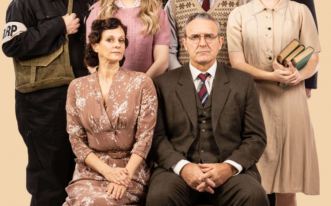 First look at the full cast of Helen Forrester's By The Waters Of Liverpool in costume