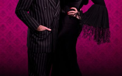 Exciting Cast Announcement! Sam Womack and Cameron Blakely star in The Addams Family