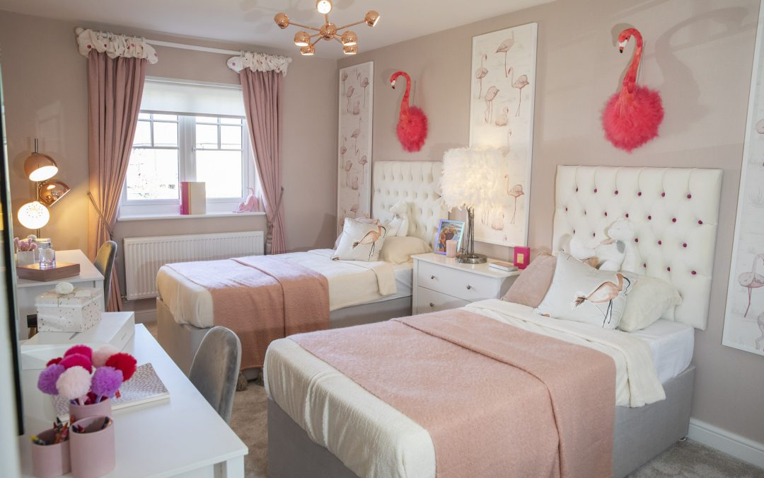 Anwyl Homes use YouTube channel for people to view new show homes