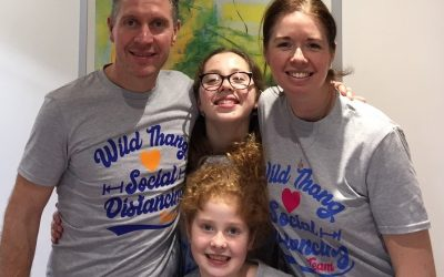 Liverpool-based Wild Thang launch range of NHS Charity T-shirts