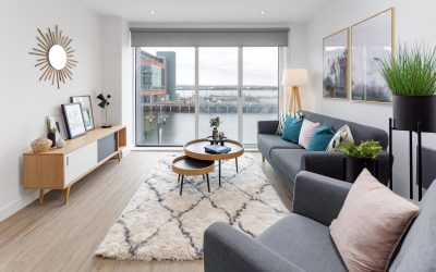 Waterfront development at Liverpool Waters opens its doors to residents