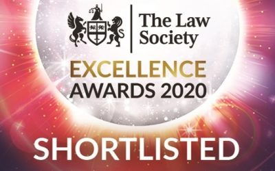 Maxwell Hodge Solicitors shortlisted in Law Society Awards